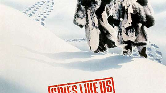 Bizəbənzər casuslar/Spies Like Us (1985)