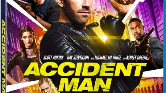 Bədbəxt adam/Accident Man (2018)
