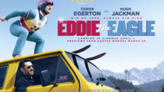 Eddi qartal-Eddie the Eagle (2015)